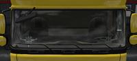 Daf xf 105 plate daf emblem