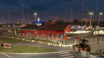 Marina | Truck Simulator Wiki | FANDOM powered by Wikia