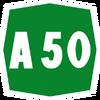 Italy A50 shield