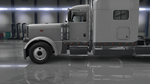 Peterbilt 389 Chrome Exclusive Sideskirts