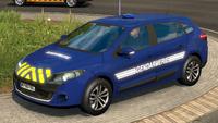 Police France Gendarmerie