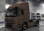 Ets2 Dealer MB Actros High Roof Sleeper 4x2