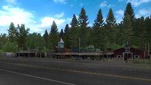 Salem Short Bridge Ghost Town