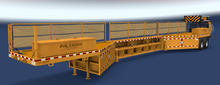 ATS Mobile Barrier Trailer