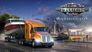 American Truck Simulator - Washington DLC