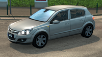 Ets2 Opel Astra