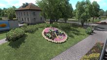 Ventspils flower clock