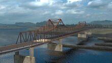 Dalles TheDalles Bridge