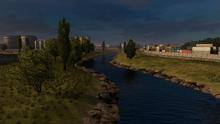 Calais Canal du Houlet