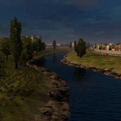 Canal du Houlet