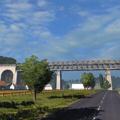 Viaduct of Eistal