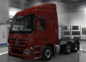 Ets2 Dealer MB Actros High Roof Sleeper
