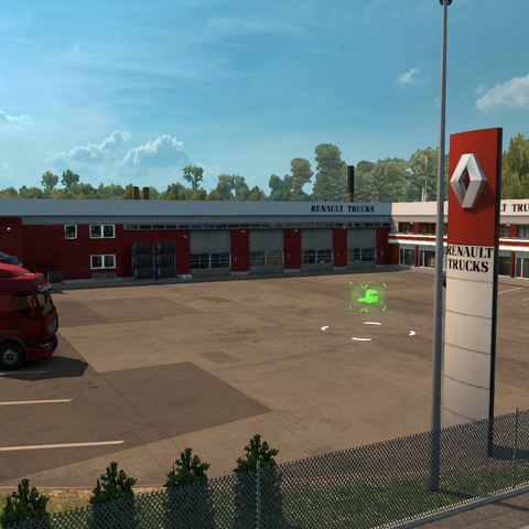 Renault Trucks dealer