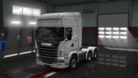 Scania R Chassis 6x2