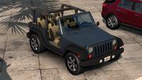ATS Jeep Wrangler open