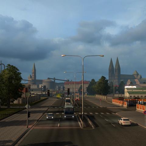 Base game streetview