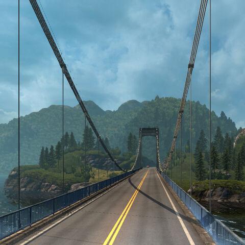 Erfjord Bridge
