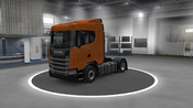 Scania Preconfigured Model 4