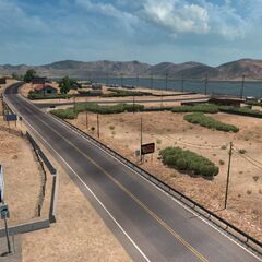 Nevada State Line