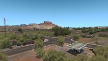 US 89A AZ 389 Fredonia