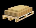 Cargo icon Sawdust panels