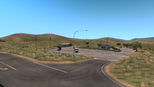 Midvale Hill Rest Area