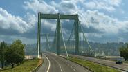 Köln Rodenkirchen Bridge