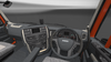 Iveco Stralis Hi-Way interior UK