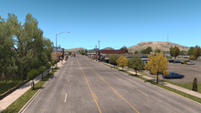 US 40 US 191 Duchesne