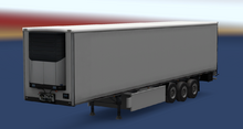 ETS2 Curtain Sider