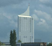 Wien Neue Donau building