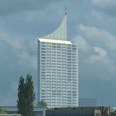 Neue Donau building