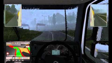 ETS2 Chemicals from London to Amsterdam,VOLVO, part 1