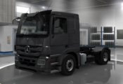 Ets2 Dealer MB Actros Low Roof Sleeper