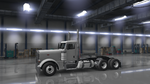 Peterbilt 389 Chassis Short