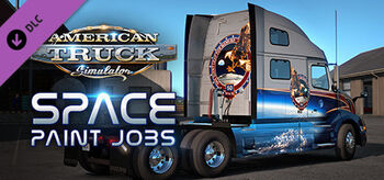 Space Paint Jobs ATS