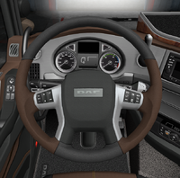 Daf xf euro 6 steering wheel exclusive line