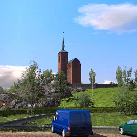 Nynashamn church