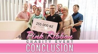 Pink Ribbon Charity Event Conclusion