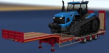 ETS2 Tractor