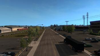Yellowstone Ave.
