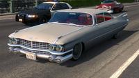 ATS Cadillac Deville