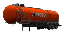 ETS2 Fuel Cistern