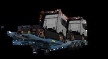ETS2 Truck Transporter