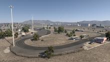 Rest Stop Albuquerque West