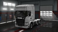 Scania Chassis 6x2