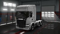 Scania Chassis 6x2 T