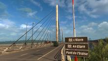 Brest Pont de l'Iroise