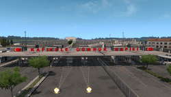 Kapikule border crossing