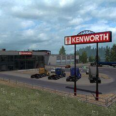 Kenworth dealership in Portland, OR